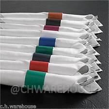 """Raise® Napkin Bands Self Adhesive/Sealing 4-1/4"""" x 1-1/2"""" Free Domestic Ships"""