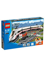 NEW Lego City High-speed Passenger Train 60051