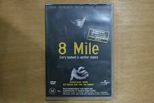 8 Mile (DVD, 2003) -   VGC Pre-owned (D48)
