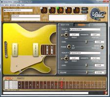 Variax LINE6 Guitar & POD - CD SOFTWARE