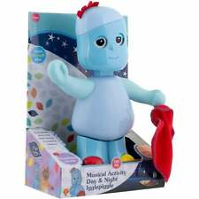 The Night Garden Actividad Musical In y Night Igglepiggle figura Day