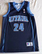 Trikot USA Jazz Utah Raul Lopez 24 Jersey nba Basketball spanischer spieler Gr.M
