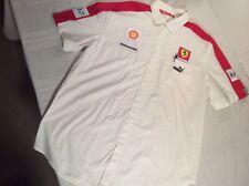 FORMULA 1 - FERRARI FORMULA 1 button down shirt (European size XXL) by PUMA