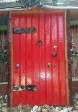 Fairy Pixie door handmade garden/ indoor ornament