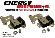 Chevrolet C/10 Truck Polyurethane Motor Mount Set by Energy Suspension