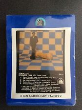 NOS Sealed 8 Track Tape EDWIN STARR War Stronger Than You Think I Am 1980