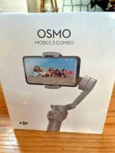 DJI Osmo Mobile 3 Combo **BRAND NEW Factory Sealed**