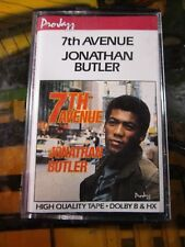 JONATHAN BUTLER - 7th Avenue ~ CASSETTE TAPE