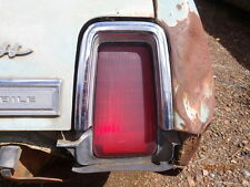 1969 Oldsmobile Cutlass Tail light Assembly RH - OEM