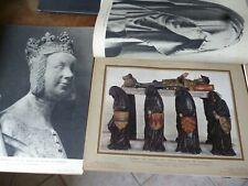 ILLUSTRATION 1934 4753 LOUVRE LEOPOLD III DAUMIER LOCKHEED ELECTRA SAINTE TUNIQ