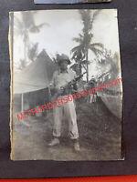 Original WW2 American Pacific Theatre Photo Album IJA Japanese Battle