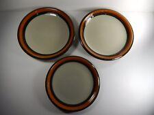 3 Vintage Rorstrand Annika Plates. Sweden.