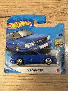 HOT wheels ´94 Audi Avant RS2
