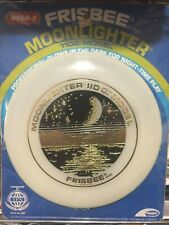 70s Wham O FRISBEE Moonlighter 110G Glow In The Dark Flying Disc New