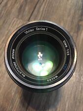 Vivitar Series 1 90mm 1:2.5 VMC Macro Manual Focus Lens 35mm SLR film