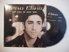 ARNO ELIAS : ET ON S'EN VA ♦ CD SINGLE PORT GRATUIT ♦