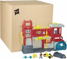 Transformers Rescue Bots Griffin Rock Firehouse Headquarters FF Package New