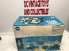VINTAGE 1974  MEGO STAR TREK U.S.S. ENTERPRISE ACTION PLAYSET IN ORIGINAL BOX