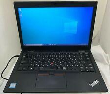 Lenovo ThinkPad L380 Intel Core i3 2.7GHz 8GB RAM 128GB SSD !Read! LPT-208