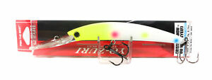Yo Zuri Crystal Minnow DD Walleye 110 mm Floating Lure R1206-WB (6923)