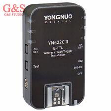 Yongnuo 1PCS YN-622C II E-TTL wireless flash trigger Transceiver for Canon/560TX
