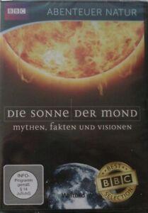 DVD - Abenteuer Natur - Die Sonne - Der Mond - BBC - OVP