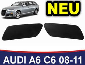 Audi A6 C7 4G Kappe Abdeckung Abschlepp Öse Haken Vorne Neu 4G9.807.441.H