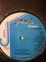 "Johnny Osbourne-Water Pumping 12"" Vinyl Single 1983"
