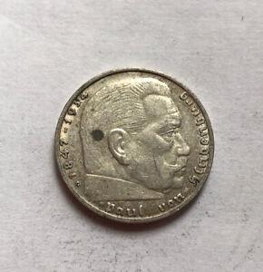 Germany 2 Marks 1937