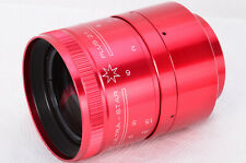 Isco Anamorphic Red Ultra-Star 2x Cinemascope Adapter Lens TESTED Sample 0017