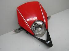 Scheinwerfer Derbi Senda 125 DRD Frontverkleidung Maske Blinker Verkleidung org.