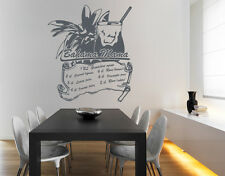 Bahama Mama Coktail - highest quality wall decal sticker