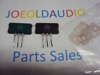 Onkyo TX-5000 Original Output Transistors 2SB755/2SD845. Tested. Read More Below
