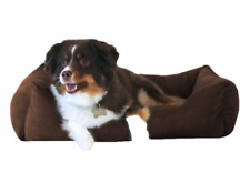 """New listing Super soft pet bed 21"""" x 25"""" Rectangular Cuddler, for cat and dog. Brand New!"""