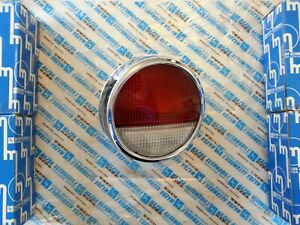 NOS Mazda R100 RX2 Red Brake Light and White Clear Reverse Light Assembly Gasket
