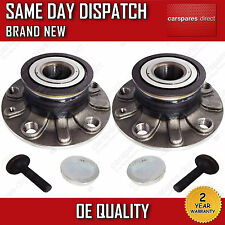 VW GOLF PLUS 30MM REAR 2X WHEEL BEARING + HUB 2005>ONWARDS *BRAND NEW*