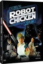 ROBOT CHICKEN: STAR WARS (Abraham Benrubi) - DVD - Region 1