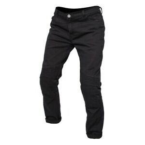 ARMR Moto M799 Aramid Jeans Motorcycle Armor Black rRP £99.99 Size 40