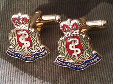 Royal Army Medical Corps RAMC Cufflinks