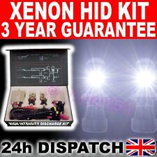 SLIMLINE XENON HID UPGRADE KIT H4 6000k FORD Sierra 87