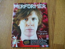 Performer 12/07 Sonic Youth cover Thurston Moore