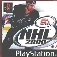 NHL 2000 PSX PSONE PS1  USATO PLAYSTATION