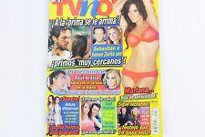 Tv Notas Mexican Magazine October 2015 Fernanda Mariana Rios de Sensualidad Sexy