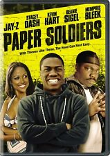 Paper Soldiers DVD Michael Rapaport NEW