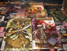 Pathfinder City of secrets 2-6 comic