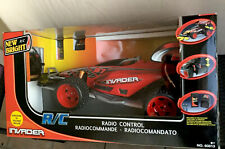 New Bright  Invader RC  Remote Radio Control Buggy Car 1:8 Scale NEW IN BOX