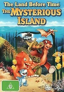 The Land Before Time DVD - The Mysterious Island - Land Before Time 5