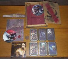 God of War 3 media press kit limited edition