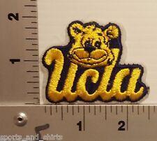 1980's UCLA BRUINS UNIVERSITY OF CALIFORNIA LOS ANGELES  VINTAGE PATCH