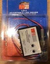 Ld-1 Adjustable Line Driver w/ Subsonic Filter by PIE